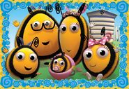 .028 Buzz Bee Rubee & Zachary 28 24 25 22 20