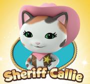 Sheriff Callie