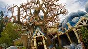 Chip 'n' Dale Treehouse (DL)