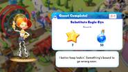 Q-substitute eagle-eye