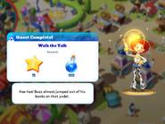 Q-walk the talk