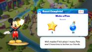 Q-make a plan