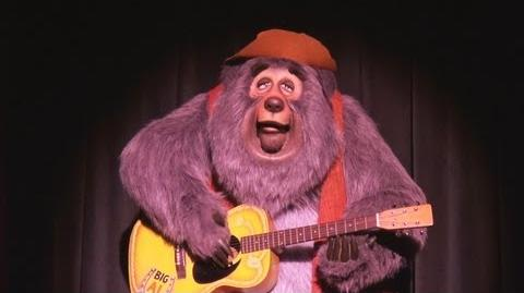 Disney's Country Bear Jamboree Disney World Magic Kingdom Revamped Show HD (Pandavision)