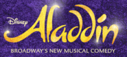 Aladdin Broadway's New Musical Comedy