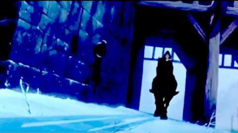 Giselle Tiana Frollo Sixth Sense - The Chaos Begins