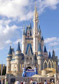 Cinderella Castle of Magic Kingdom Florida