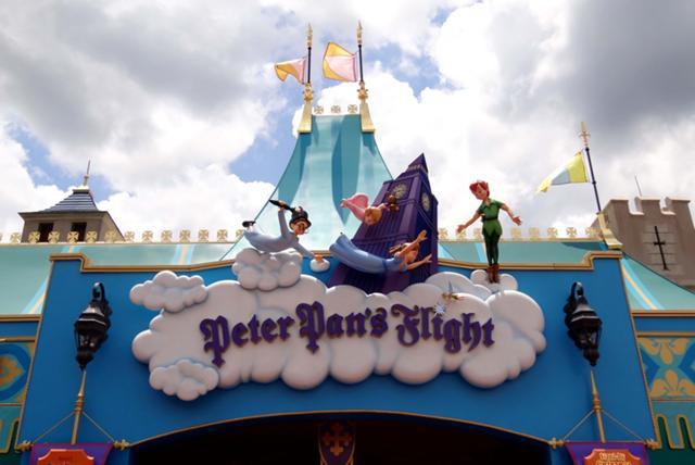 File:Peter Pan's Flight Magic Kingdom.jpg
