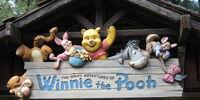 The Many Adventures of Winnie the Pooh (Disneyland Park)