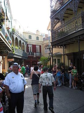 Disneyland Park - New Orleans Square