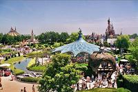 Fantasyland Disneyland Paris