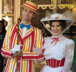 Bert and Mary at Coke Corner