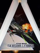 Hyperspace Mountain Sign 02
