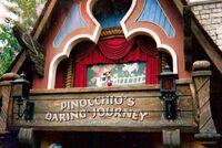 Pinocchioentrance