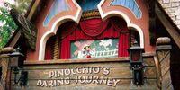 Pinocchio's Daring Journey (Disneyland Park)