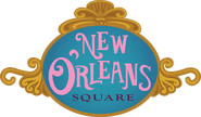 New Orleans Square Logo