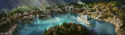 New Rivers of America Concept Art