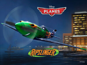Disneys-Planes Wallpaper Ripslinger Standard