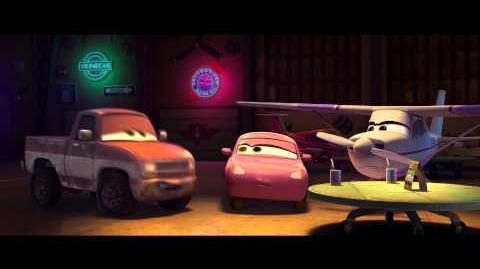 Planes 2 Fire & Rescue – Pick-up Trucks – Official Disney HD