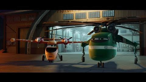 """Make It Count"" Clip - Planes Fire & Rescue"