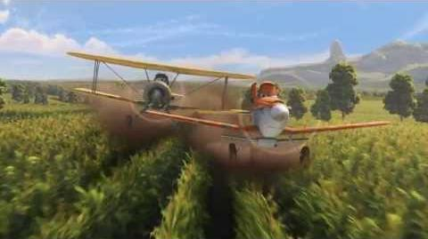 Disney's Planes - In Theatres in 3D August 9!-0