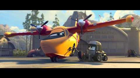"Disney's ""Planes Fire & Rescue"" Teaser Trailer"