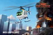 Nick Loop'N Lopez - Planes Fire and Rescue