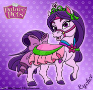 Lychee princess palace pets skgaleana by skgaleana-d80ruma