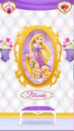 Blondie's Portrait With Rapunzel 2