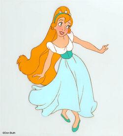 Princess Thumbelina