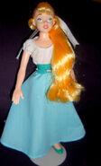 Thumbelina doll