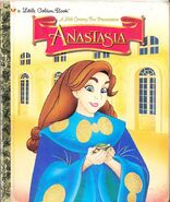 Anastasia Little Golden Book