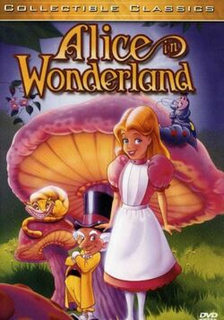 Golden Alice in Wonder