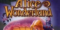 Alice in Wonderland (Golden)