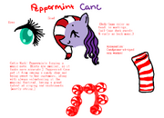 Peppermint Cane Ref Sheet