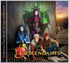 Descendants Soundtrack