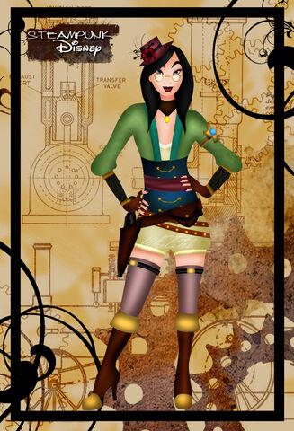 File:Steampunk mulan by helleetitch-d3cro0l.jpg