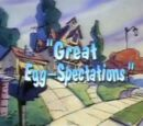 Great Egg-Spectations