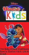 Disney's House of Kids - The Baby-Sitters Clubhouse Special Edition Vol.6 Lilo & Stitch