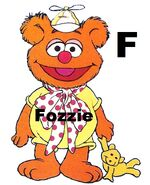 Fozzie (from Muppet Babies)
