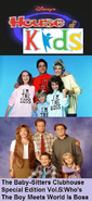 Disney's House of Kids - The Baby-Sitters Clubhouse Special Edition Vol.5 Who's The Boy Meets World Is Boss