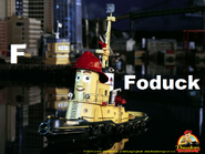 Foduck (from Theodore Tugboat)