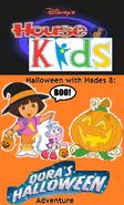 Disney's House of Kids - Halloween with Hades 8- Dora's Halloween Adventure