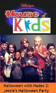 Disney's House of Kids - Halloween with Hades 2- Jessie's Halloween Party