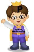 Prince Wednesday
