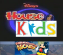 Disney's House of Kids - Everybody Loves Mickey Collections