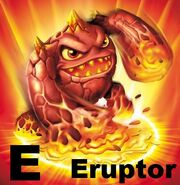 Eruptor
