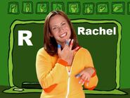 Rachel (from Signing Time)