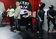 The pocket Ninja