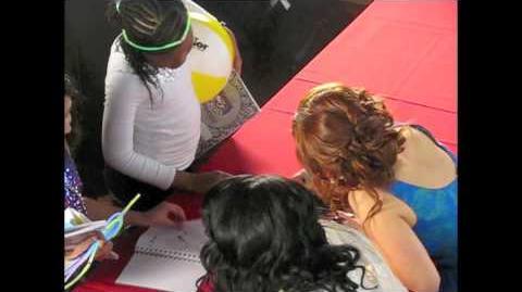 DISNEY STARS Sign Autographs for Fans!