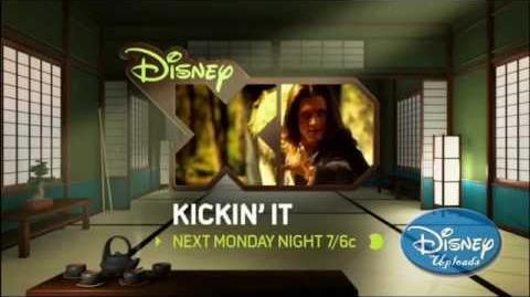 Kickin' It - Brand New - Next Monday Night at 7 6c
